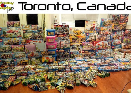 Creations for Charity – Toronto, Canada