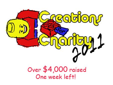 Over $4,000 raised as of 11/23/11