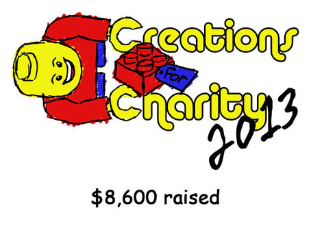 Creations for Charity 2013 – $8,600 raised