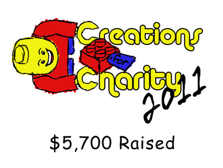 Creations for Charity 2011 raises $5,700