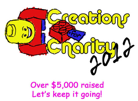 Over $5,000 raised and 100 items currently for sale!