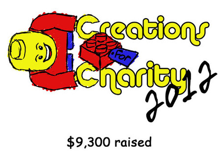 Creations for Charity 2012 – $9,300 raised