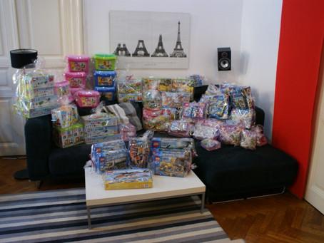 Creations for Charity 2013 in Croatia