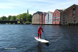sunny day at Bakklandet