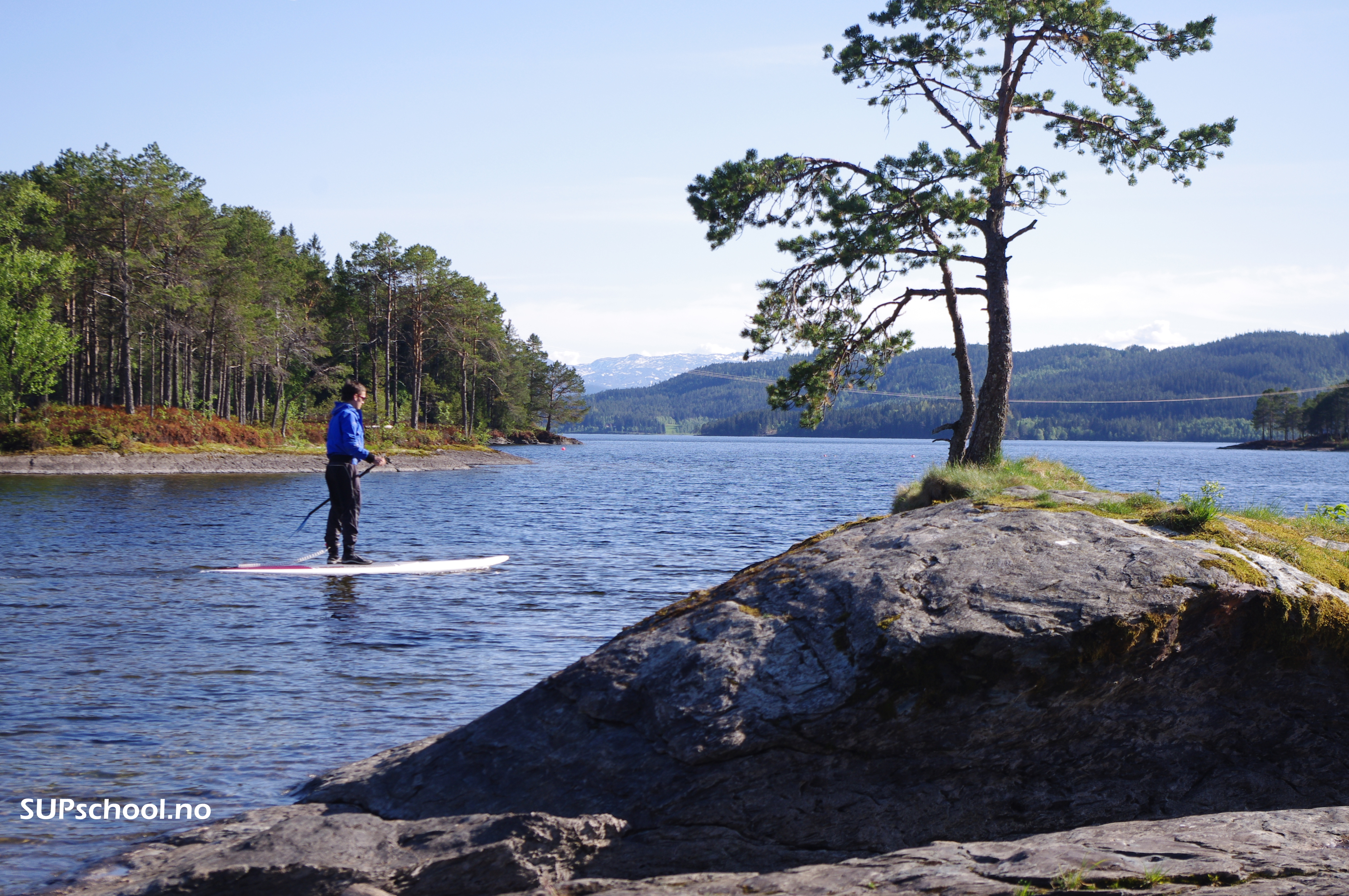 Discovering Ånøya