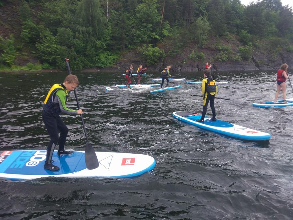 Sommerleir i Trondheim