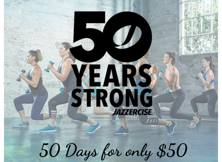 50 Days for $50
