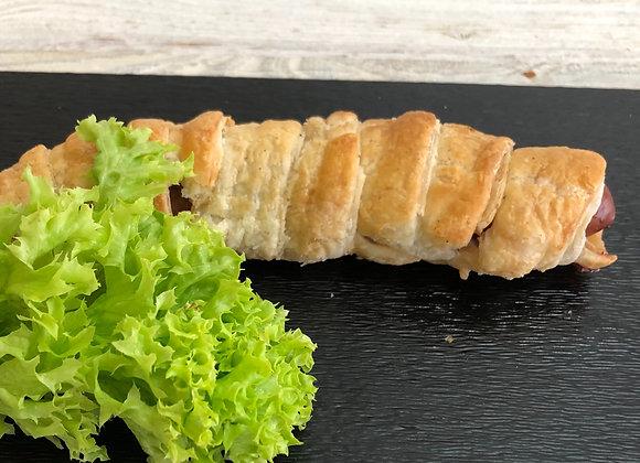Wienerli im Teig