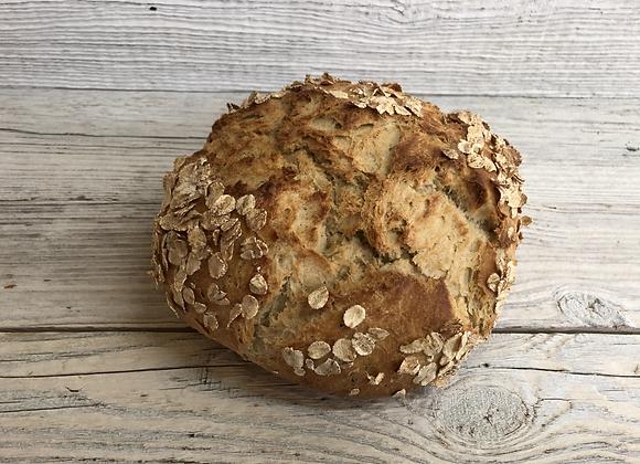 Dinkel-Gersten Brot