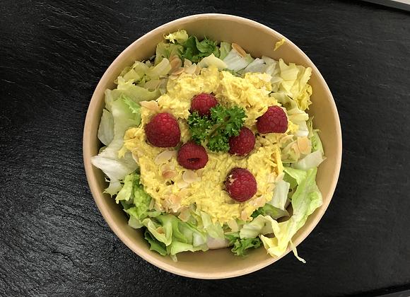 Curry - Poulet Salat