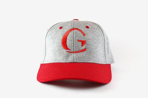 Gray Moletom Cap
