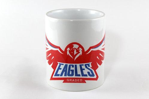 Ceramic Eagle Wings Mug