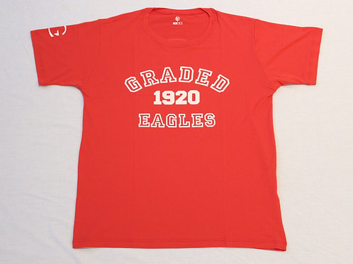 Red Dri-Fit Eagle Head Shirt