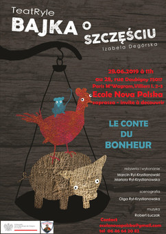 Bajka o szczęściu / Le conte du Bonheur