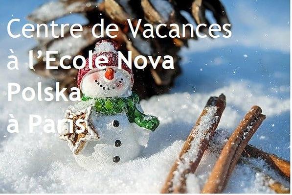 Centre de vacances d'hiver Ecole Nova Po
