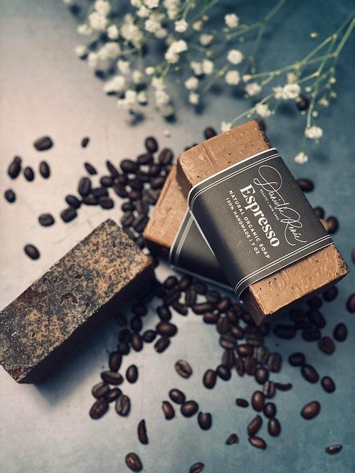 Espresso Organic Soap