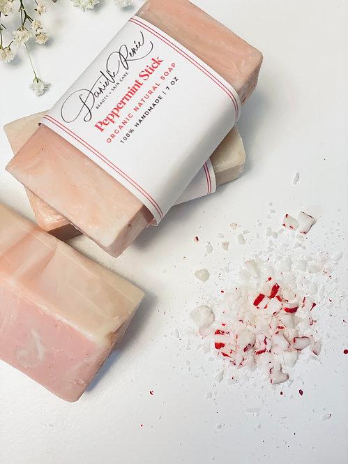 Peppermint Stick Organic Soap
