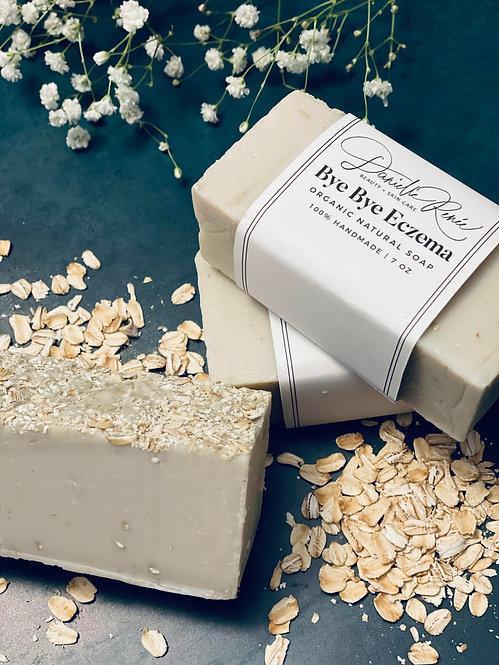 Bye Bye Eczema Organic Soap