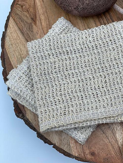Sisal (Agave) Wash Cloth