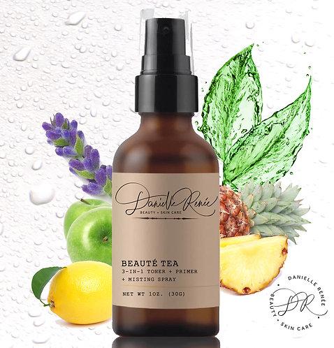 Beauté Tea Toner + Primer + Misting Spray