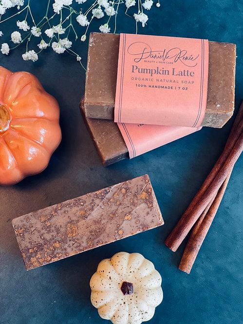Pumpkin Latte Organic Soap