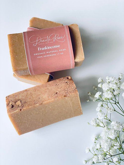 Frankincense Organic Soap