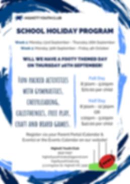 Term 3-4 School Holiday Program Flyer.pn