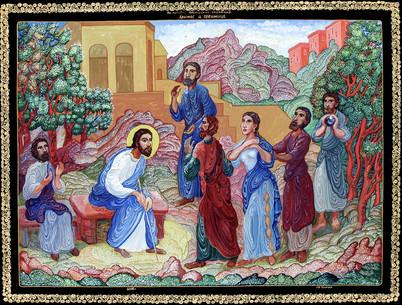 Христос и грешница, 2006
