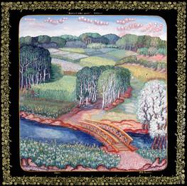 Зеленый цвет полей П. П. Ершов, 2005
