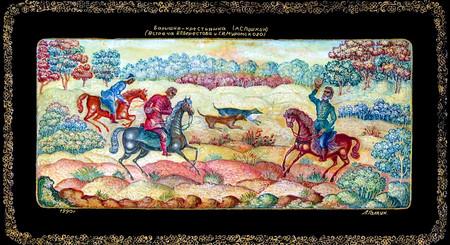Барышня-крестьянка (А.С.Пушкин) Встреча