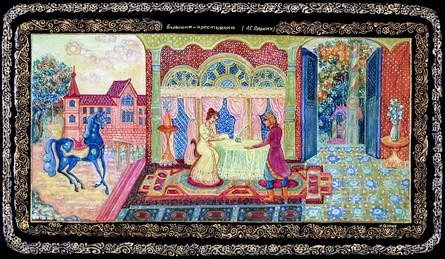 Барышня-крестьянка (А.С. Пушкин) 3, 1989