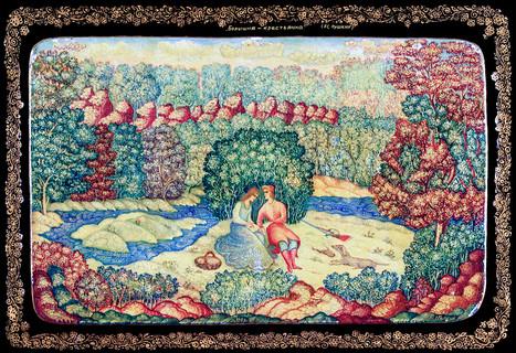 Барышня-крестьянка (А.С. Пушкин) 5, 1989