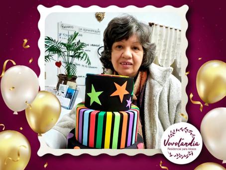 Feliz aniversário, Eugência - 21/05/2021