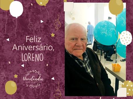 Feliz aniversário, Loreno - 9/10