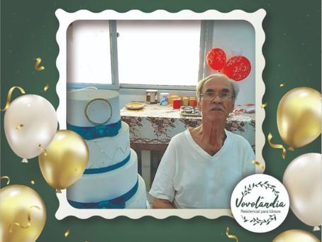 Feliz aniversário, Generino - 3/1/2021