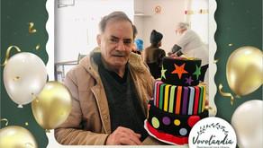Feliz aniversário, Érico kunz - 31 de agosto