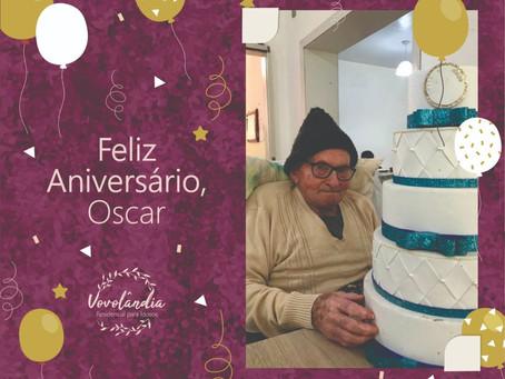 Feliz aniversário, Oscar - 02/09/2020