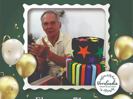 Feliz aniversário, Elemar - 02/02/2021