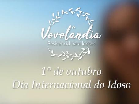 01/10 - Dia do Idoso