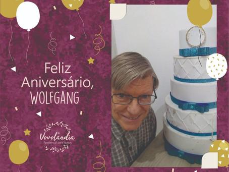 Feliz aniversário, Wolfgang - 09/11