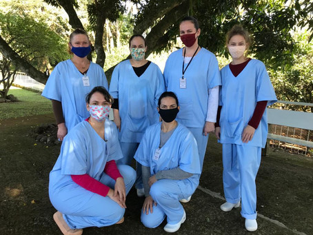 Cuidados na Pandemia