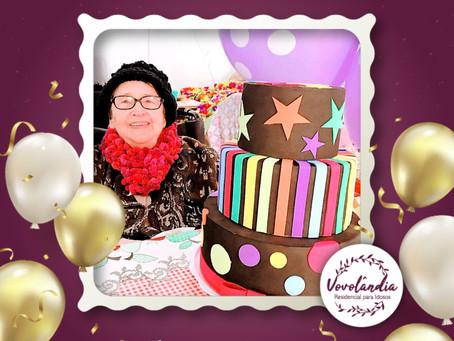 Feliz aniversário, Ilona Maria Eidelwein - 11/06/2021