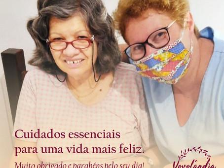 Dia do cuidador(a) de idosos - 20/03/2021