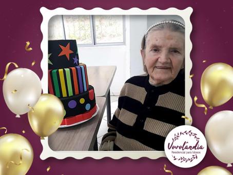Feliz aniversário, Melita - 07/06/2021
