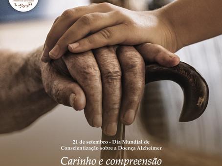 Dia Nacional de Conscientização da Doença de Alzheimer 21/9