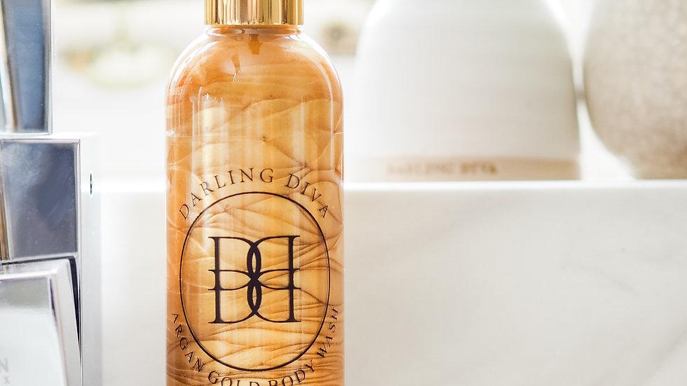 Argan Gold Body Wash (250ml)