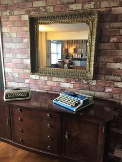 Rising Sun Typewriter