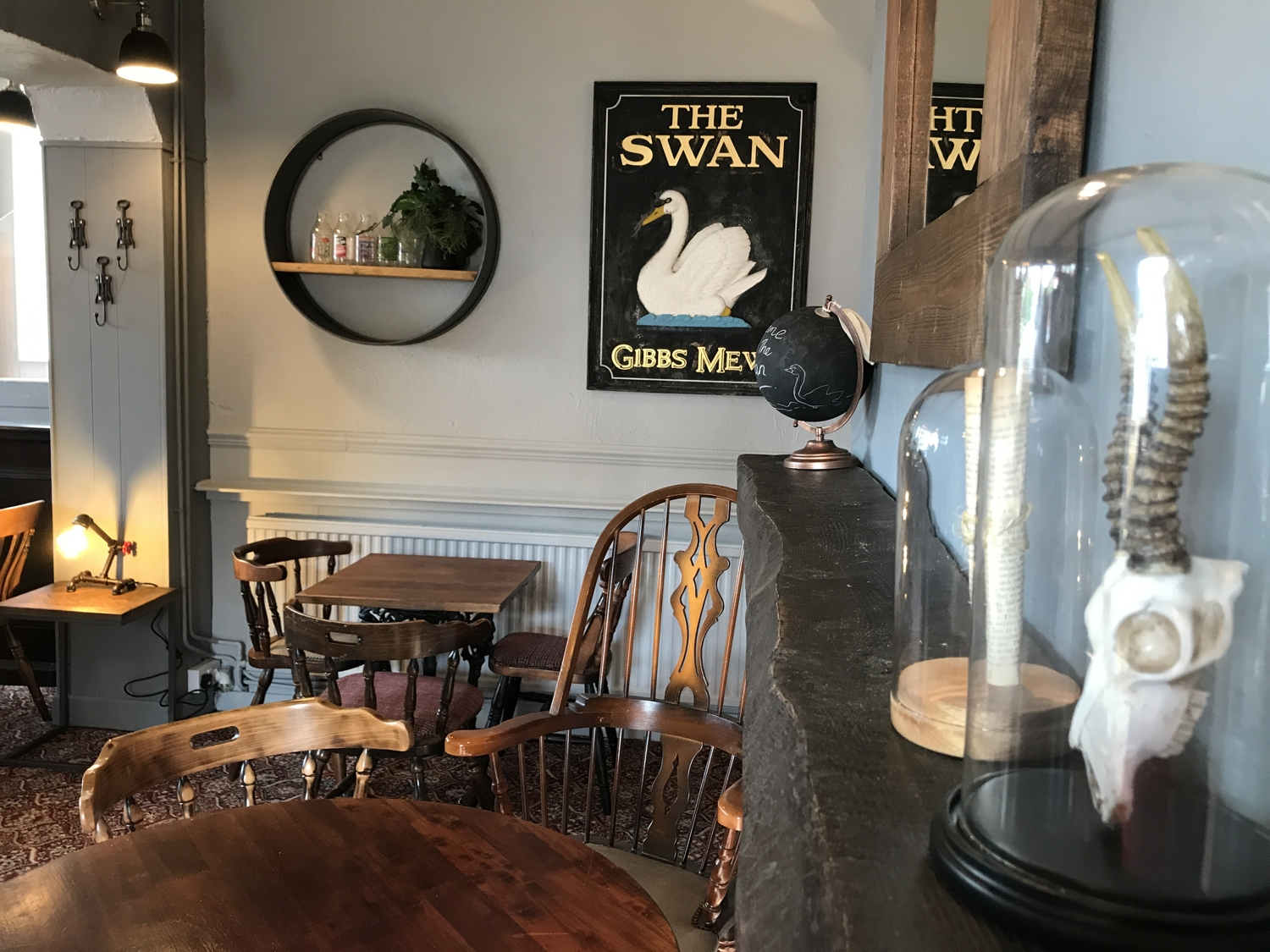 The Swan Picture