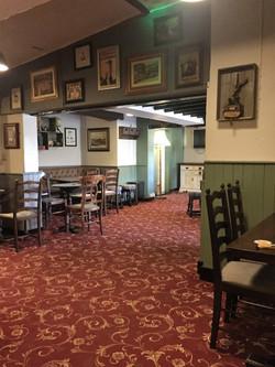 Rising Sun Pub Interior