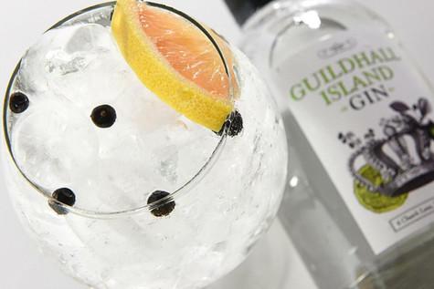 guildhall island gin